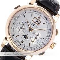 A. Lange & Söhne Datograph Perpetual Rosegold 410.032