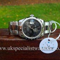 Ρολεξ (Rolex) Datejust Midsize 31mm Floral Dial – 18ct Diamond...
