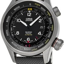 Oris Big Crown Oris Big Crown ProPilot Altimeter with Feet...