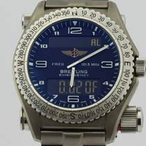 Breitling Emergency Mission Titanium Super-Quartz 43mm 4863