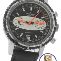 Breitling Datora Stainless 2031 Valjoux 7734 Chronograph 39mm...