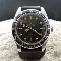 劳力士  (Rolex) SUBMARINER 6536/1 Original Gilt Dial Orange...