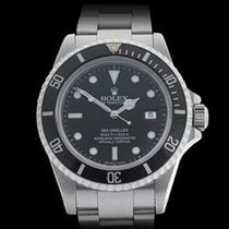 Rolex Sea-Dweller Transitional Stainless Steel Gents 16660
