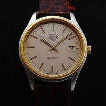 Heuer Verona Bicolor Watch New