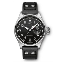 IWC Big Pilots  Black Dial Automatic IW500912 Extra Large WATCH