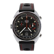 Heuer Monza Ref. 150.511 Vintage  Chronograph rare serviced