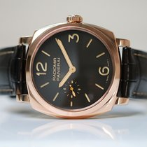Panerai Radiomir 1940 42mm rose gold full set