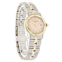 Raymond Weil Parsifal Ladies TwoTone Swiss Quartz Watch...