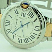 Cartier Ballon Bleu 36 MM 18K Rose Gold Automatic