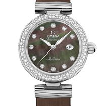 Omega DeVille Ladymatic Co-Axial 34mm Watch