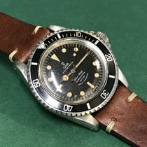 """Omega Seamaster 600m """"Ploprof"""" Blue Dial with Omega SS..."""