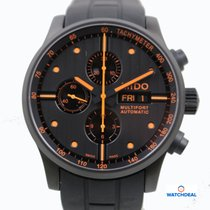 Mido Multifort Chrono Black PVD Special Edition M005.614.37.051.0