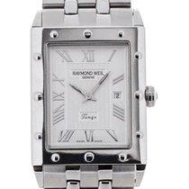Raymond Weil Tango Quartz Stainless Steel White Dial