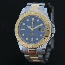 rolex dames oyster witgoud