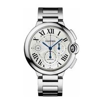 Cartier Ballon Bleu Automatic Mens Watch Ref W6920031