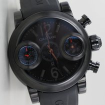 Graham Swordfish Chronograph All Black 2SWAB