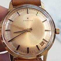 Zenith Ultra Rare Vintage (doppia foca) seals twice oro 18 kt