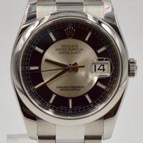 Rolex Datejust 36mm Tuxedo Dial