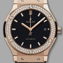 Hublot DIAMONDS GOLD CLASSIC 511OX1181LR1104