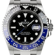 """Rolex GMT-Master II """"Batman"""" Stainless Steel Watch..."""