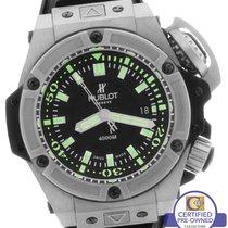 Hublot Big Bang King Power Oceanographic 4000 Titanium Watch