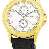 Patek Philippe Gent's 18K Yellow Gold  Ref # 5134-J...