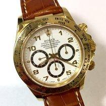 Rolex Oyster Perpetual Cosmograph Daytona 18k Yellowgold...