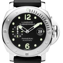 Panerai Luminor Submersible Men's Watch PAM01024
