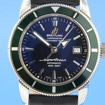 Breitling Superocean Heritage 42 Green Bezel