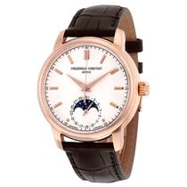 Frederique Constant Men's Classic Moonphase Automatic Watch