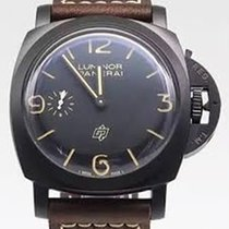 Panerai Officine Panerai Luminor 1950 · 3 Days Titanio DLC...