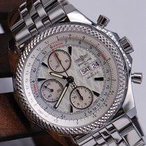 Breitling Bentley Motor Gt Chronograph Special Edition A13362...
