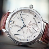 Maurice Lacroix Masterpiece Retrograde Power Reserve