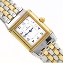 Jaeger-LeCoultre Reverso Duetto Gold Diamonds