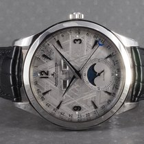 Jaeger-LeCoultre Master Calendar Meteorite dial