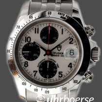 Tudor Prince Date Automatik Chronograph Edelstahl um 1998  79280P