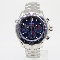 Omega Seamaster Diver 300M Co-Axial Chronograph 44mm 212.30.44...