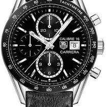 TAG Heuer Carrera Automatik Chronograph CV201AJFC6357