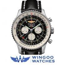 百年靈 (Breitling) NAVITIMER GMT Ref. AB044121/BD24/441X