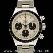 "Rolex Daytona 6263 Big Red ""Smooth"" Dial Unpolished..."