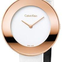 ck Calvin Klein chic Damenuhr K7N236K2