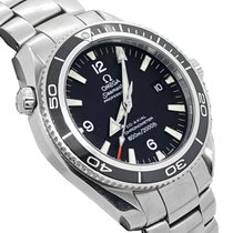 Omega Seamaster Planet Ocean Stainless Steel Black Dial