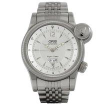 Oris Flight Timer Day Date 01 635 7568 4064-07 8 21 61
