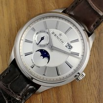 제니트 (Zenith) — Zenith Captain Moonphase 03.2140.691 New With...