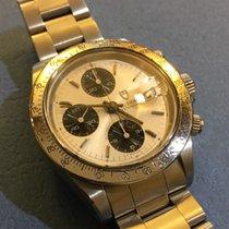 Tudor Rolex Oysterdate Big Block Chronograph Panda dial