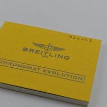 Breitling Anleitung Manual Chronomat Evolution