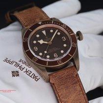 Τούντορ (Tudor) Heritage Black Bay Bronze 43mm Box &...