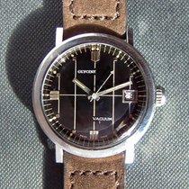 Glycine Vacuum chronometer . Vintage