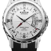 Edox Grand ocean GMT automatic day date