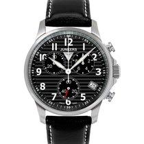 Junkers Tante Ju 6890-2 Quartz Watch Swiss Eta Movement 100m...